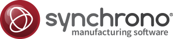 Synchrono | Manufacturing Software