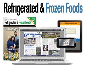 Refrigerated & Frozen Foods talks about Synchrono