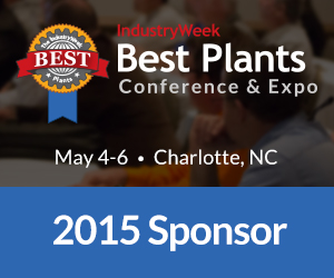 Industry Week Best Plants logo