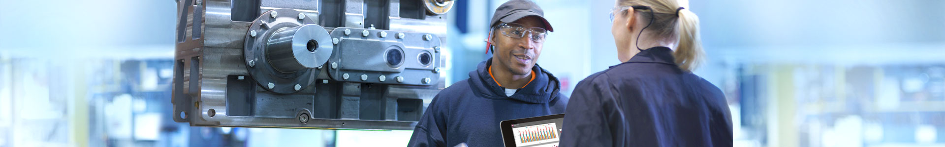 manufacturers have access to real-time data