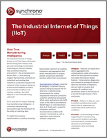 Industrial Internet of Things (IIoT) and SyncOperations