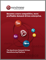 demand-driven manufacturing platform brochure