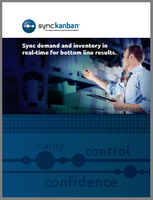 SyncKanban ekanban software brochure