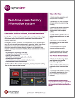 visual factory software