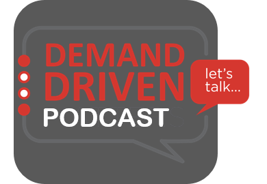 Demand Driven Manufacturing podcast logo