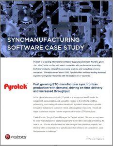 Pyrotek customer case study
