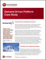 Synchrono demand-driven platform client case study