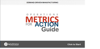 Manufacturing Metrics for Action Guide