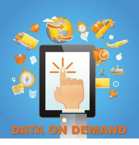 supply chain data on demand