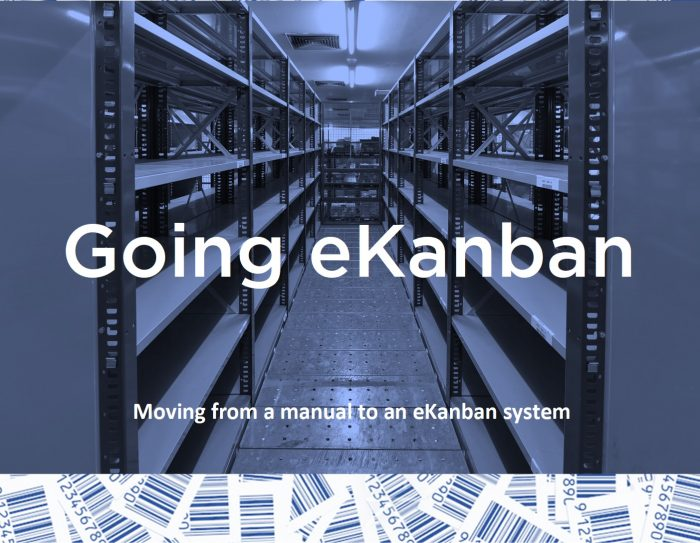 Manual and eKanban