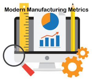 Modern Manufacturing Metrics
