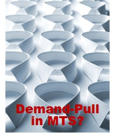 Demand driven manufacturing in MTS