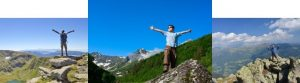 The continuous improvement process is like mountain climbing