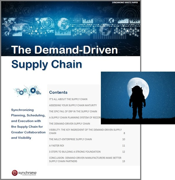 The demand-driven supply chain