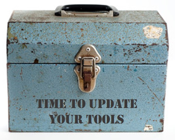 Update your manufacturing tools