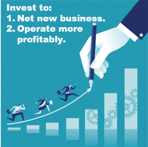why manufacturers should invest in capital equipment