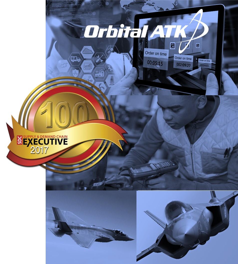 Orbital ATK eKanban case study