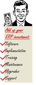 ERP investment