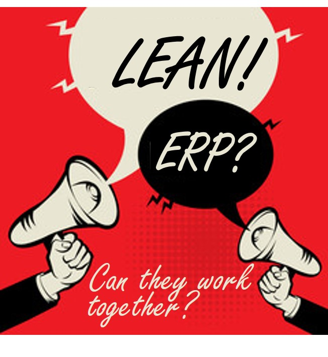 ERP and Lean Manufacturing